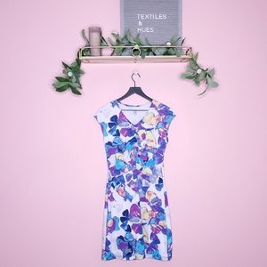 Title Nine Active Daring Dress Bermuda Floral